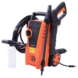 COSTWAY 1400PSI Electric High Pressure Washer 2000W 1.6GPM S