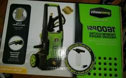 Greenworks Electric Pressure Washer Cleaner Outdoor Power To