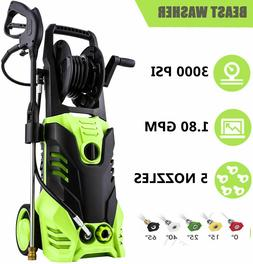 Electric Pressure Washer Home High Power Water Cleaner Machi