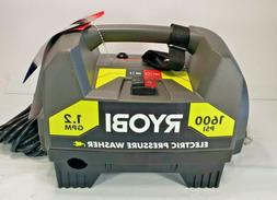 Ryobi Electric Pressure Washer Quick Connect Nozzles Cleanin