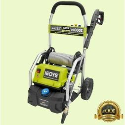 electric pressure washer reconditioned water 2000 psi