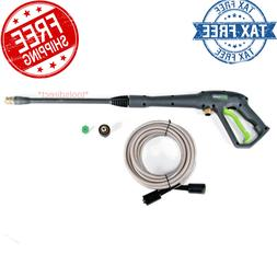 Greenworks Electric Pressure Washer Replacement Gun Kit w/ 2