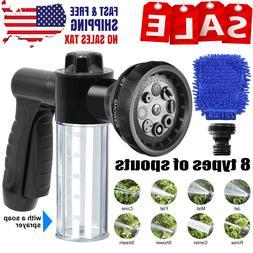 Garden High  Washer Pressure Soap Spray Hose  Jet Foam Canno
