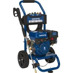 gas cold water pressure washer