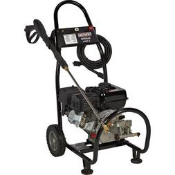 Ironton Gas Cold Water Pressure Washer - 2600 PSI, 2.3 GPM,