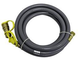 Hiland AZ Patio Heaters Natural Gas Hose, Quick Connect, 12