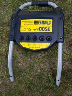 Champion Gas Pressure Washer 3200 PSI 2.4 GPM Dolly Style HA