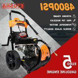 gas pressure washer 4800psi 6 5hp
