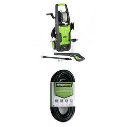 GreenWorks GPW1702 13 amp 1700 PSI 1.2 GPM Electric Pressure