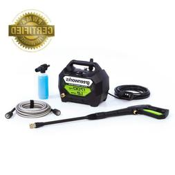 Electric Cold Water Pressure Washer 1700 PSI Portable Cleane