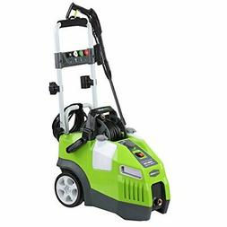 Greenworks 1950 PSI 13 Amp 1.2 GPM Pressure Washer with Hose
