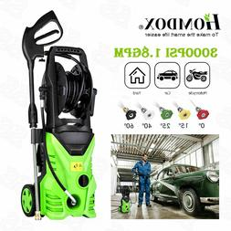 Homdox 3000PSI 1.80GPM Electric Pressure Washer High Power W