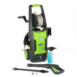 Greenworks 1700 PSI 13 Amp 1.2 GPM Pressure Washer with Hose
