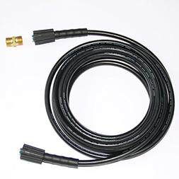 High Power Pressure Washer Extension Hose With Adapter 50FT
