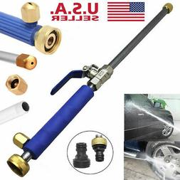 Hydro Jet High Pressure Power Washer Water Spray Gun Nozzle