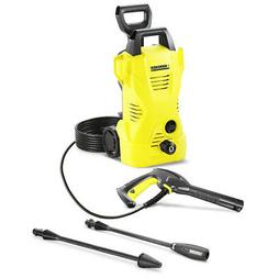Karcher K2 Ergo Electric Power Pressure Washer, 1600 PSI, 1.