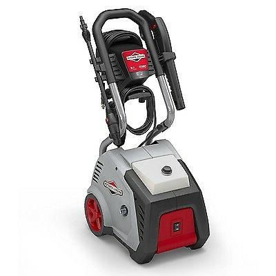 Briggs & Stratton 1800PSI Electric Pressure Washer w/ On-Board Tank