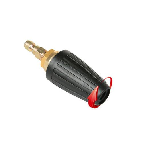 """High Washer Rotating Turbo 2.5 GPM 1/4"""" US"""