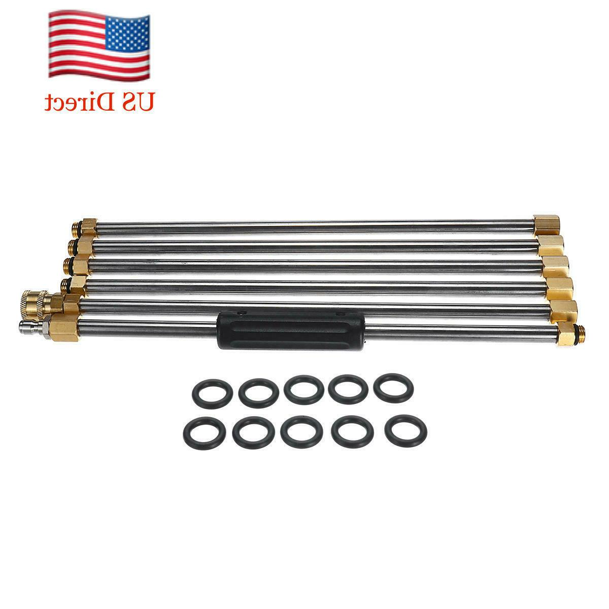 1 4 inch high pressure washer extension