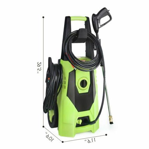 1.8GPM Power Water Electric cleaner Machine