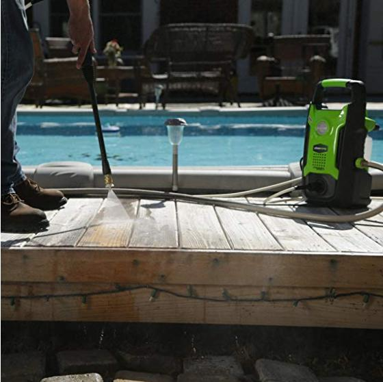 Greenworks 1500 Amp 1.2 Pressure Washer