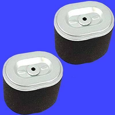 2 Generac Air Filter for 6921 6922 6923 7019 2500 2800 3100