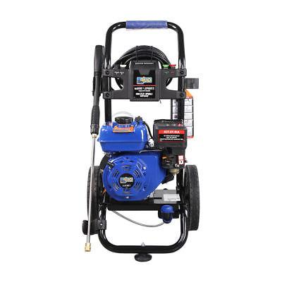 Quipall 2,700 PSI GPM Gas Pressure Washer 2700GPW