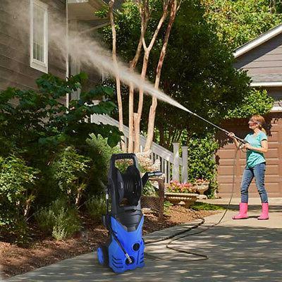 2030PSI Electric Pressure Washer 4 Detergent