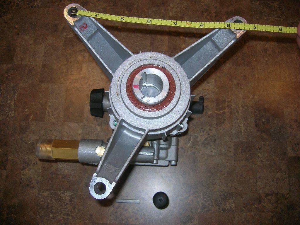 2800 Pressure Washer Pump Honda GCV190