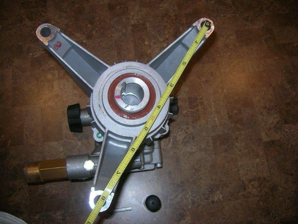 2800 PSI Pressure Washer Pump Generac Key