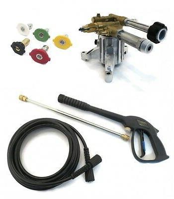 2800 PSI AR PRESSURE WASHER PUMP & SPRAY KIT - AR RMW2.5G28-