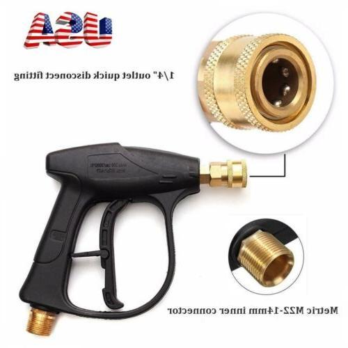 3000 PSI High Pressure Washer Gun Water Jet 3000 PSI for Pre