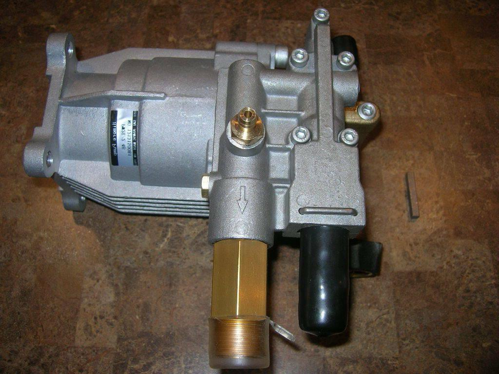 3000 PSI Pressure Washer Pump Horizontal Engine 3/4 Briggs A