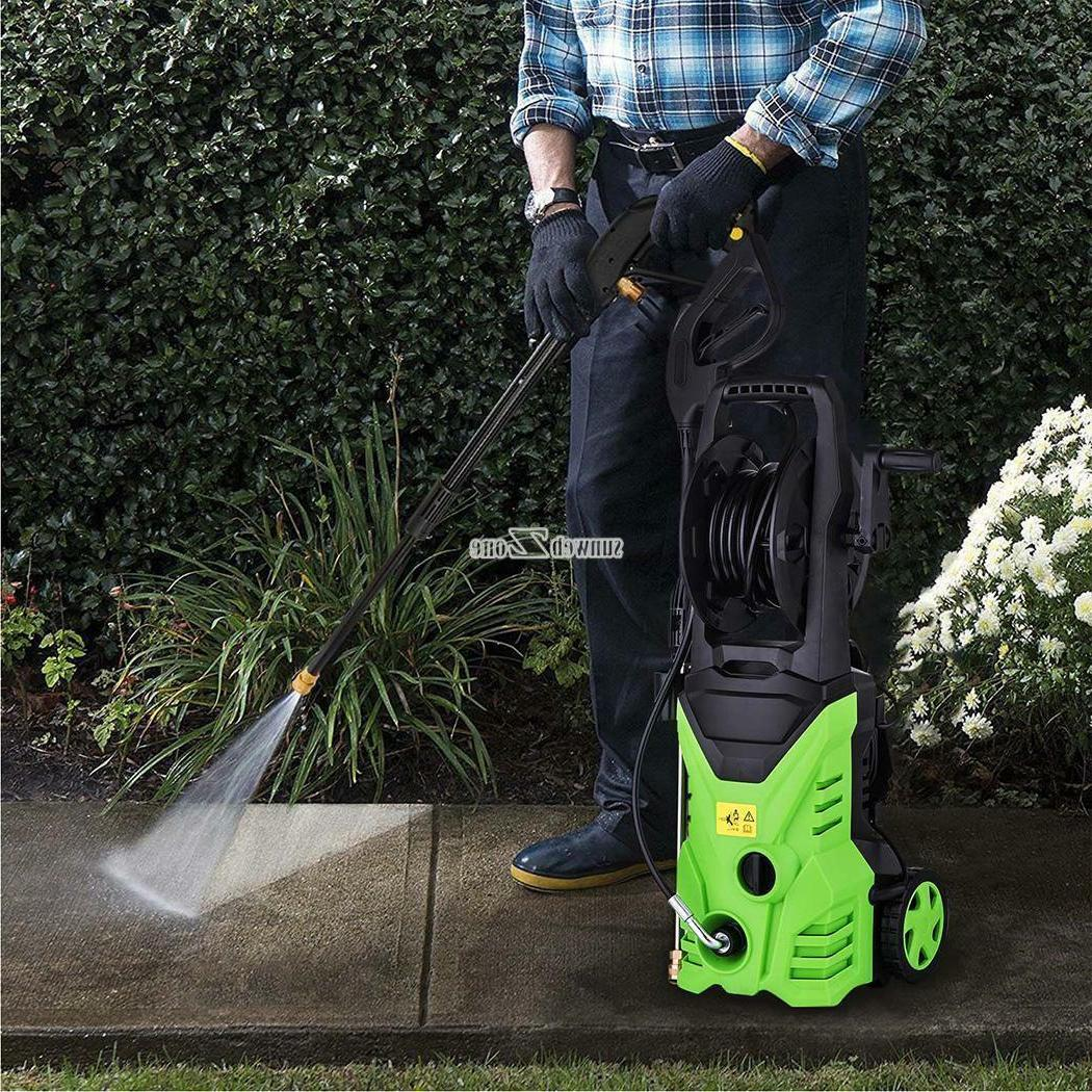3000Psi Pressure Washer Detergent Cleaner