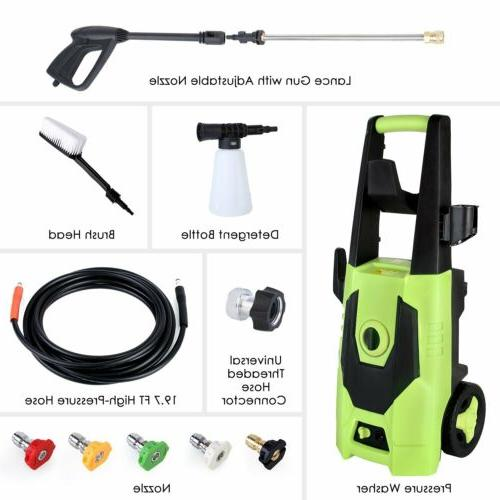3000 PSI Electric Pressure Washer High Water Cleaner