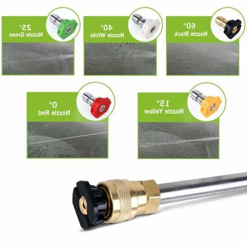3000 Electric Pressure Water Cleaner Machine Kit