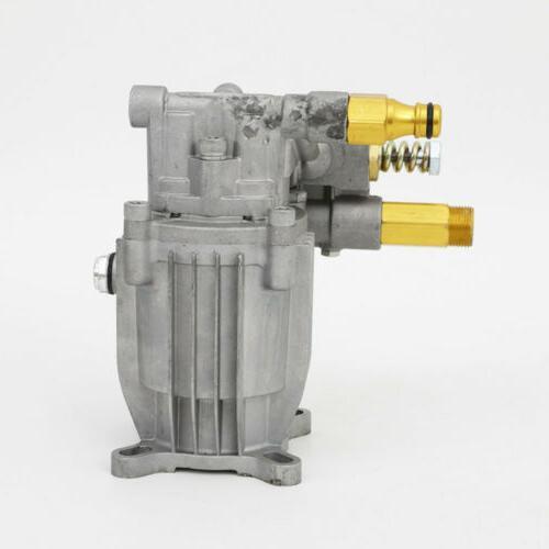 3000psi Gas Power Pressure Aluminum