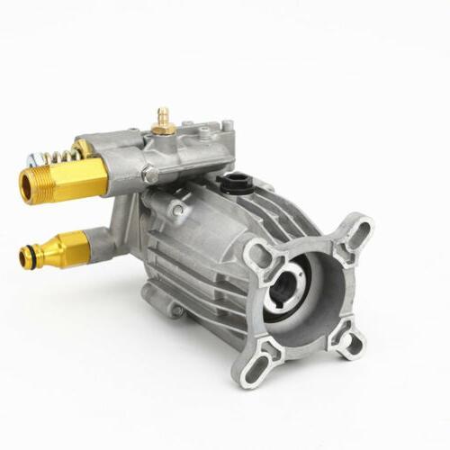 3000psi Gas Pressure Cold Water Pump Aluminum 2.5GPM