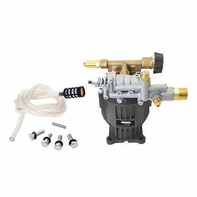 Simpson Axial Part 3100 PSI 2.5 GPM Pump Horizontal Pressure