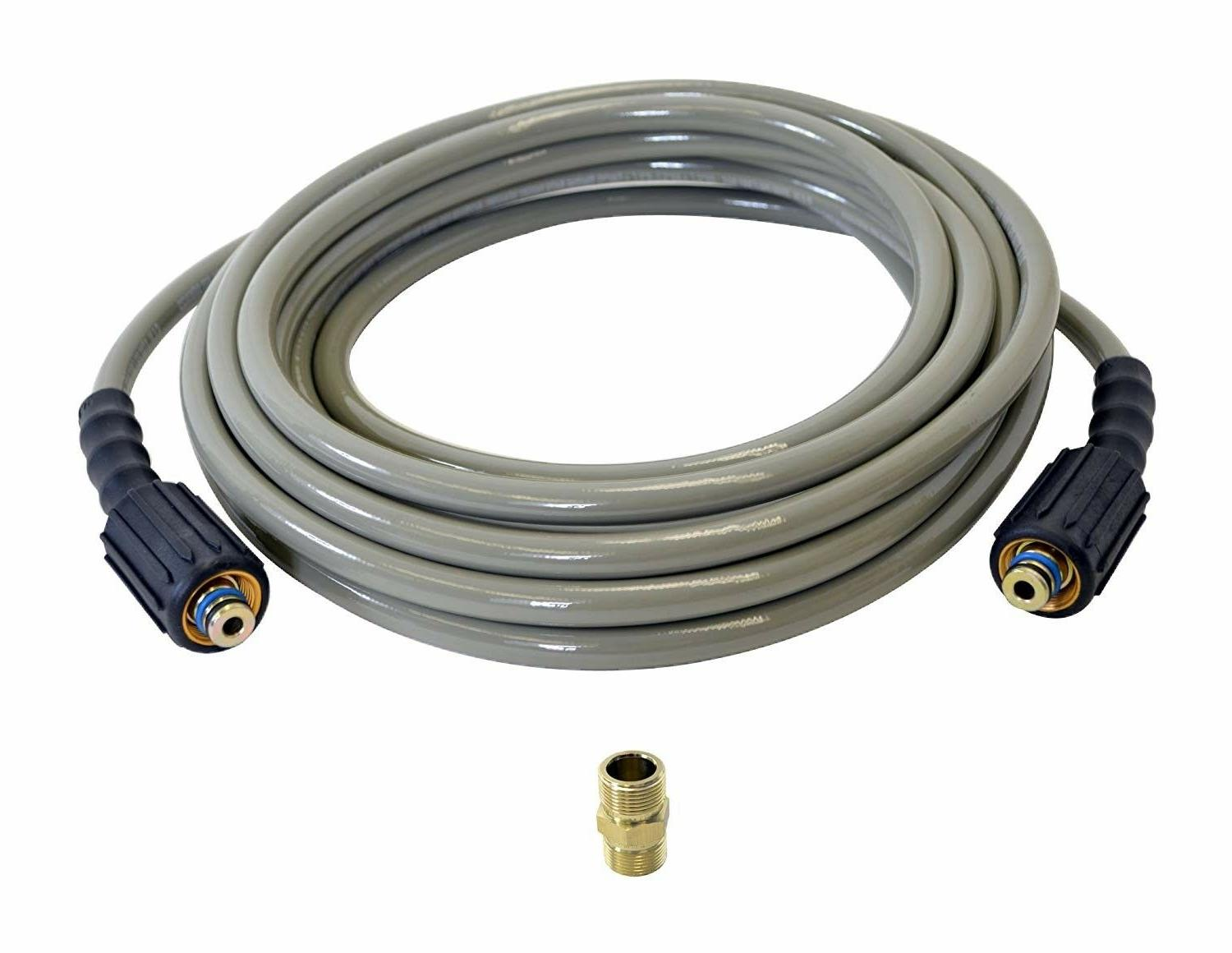 3100 PSI Pressure Washer Hose 3200 2800 for Sunjoe Accessories Karcher