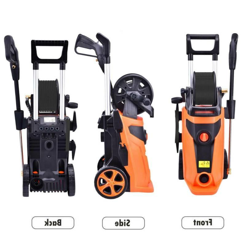 2.6 Electric Washer 3500PSI High Water Sprayer