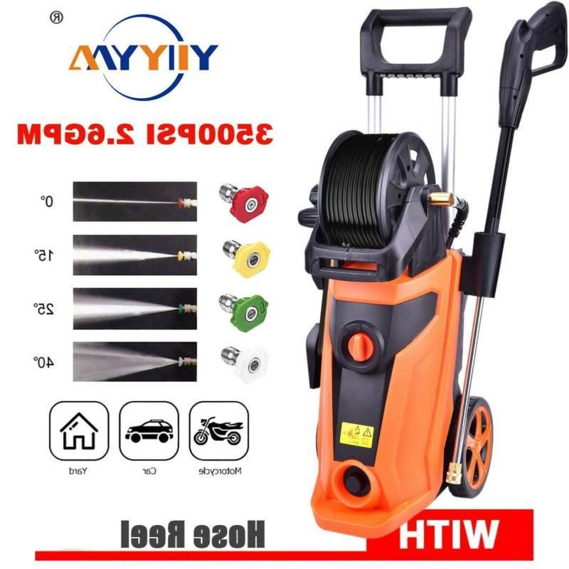 2.6 Pressure Washer High Power Water Sprayer Machine