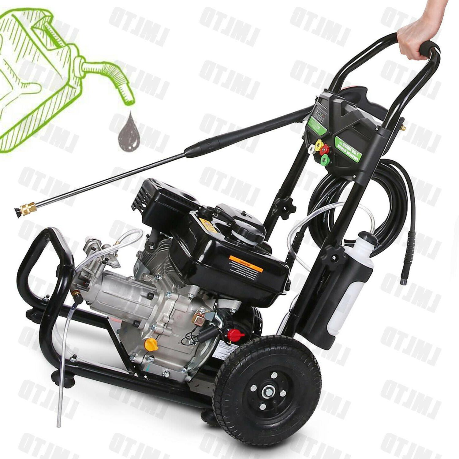 Washer Pattern Cleaner 3600 PSI 2.8GPM