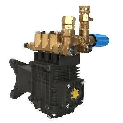 "4000 PRESSURE Water PUMP replaces RRV4G40D‑F24 -1"" Shaft"