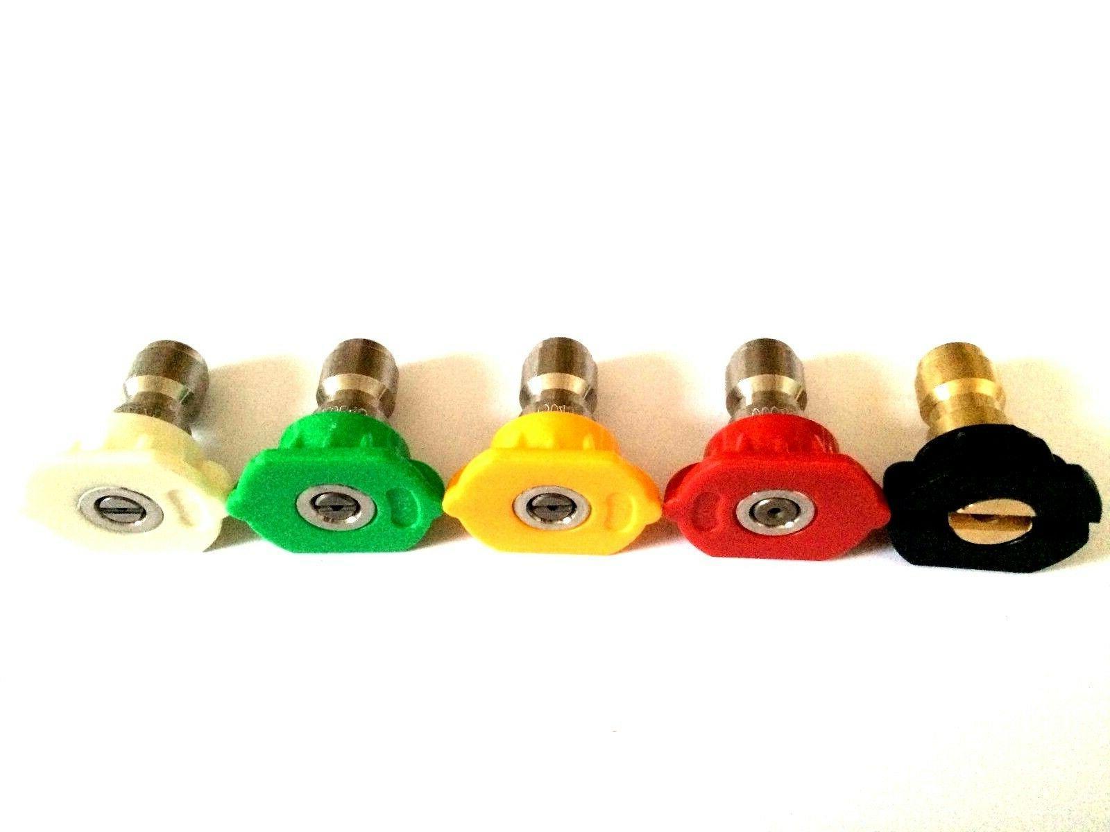 5pcs Washer Nozzle Tip Set
