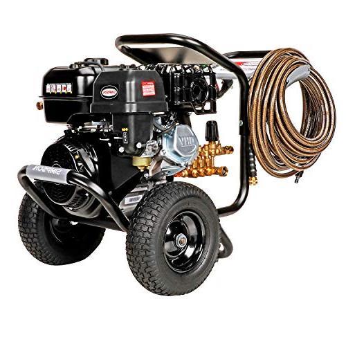 Simpson OHV, Triplex Pump PowerShot 4400 PSI Gas 13