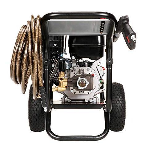Simpson Cleaning Triplex Pump 60843 4400 PSI 4.0 Gas Pressure 13