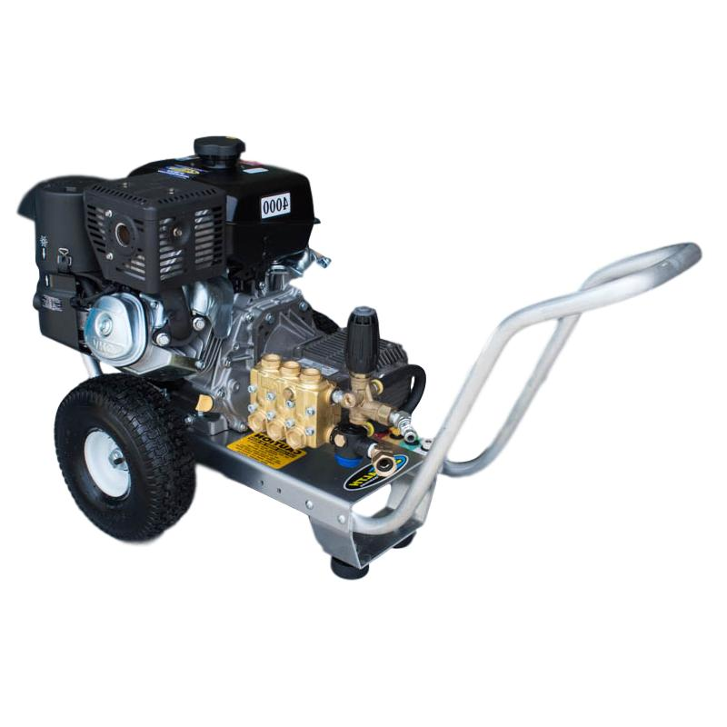 COLD WATER GAS PRESSURE WASHER 4.0 GPM 3500 PSI HONDA GX390