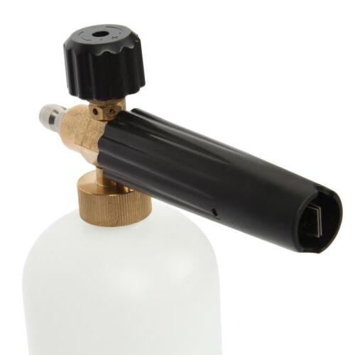 Car Foam Cannon Connect Adapter Washer Jet