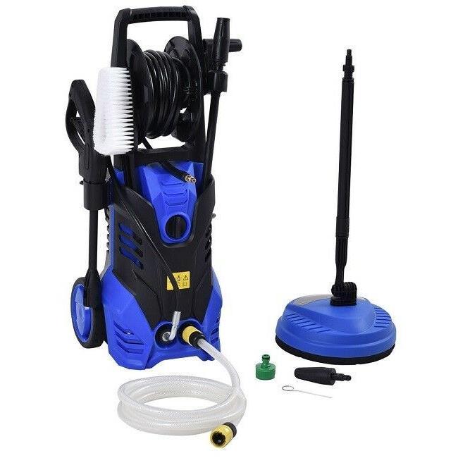 Electric Pressure Washer 2 GPM 3000 PSI Blue High Machine Wa